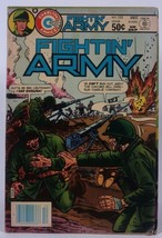 2 Charlton Comics, Fightin' Army and Haunted Library  - $9.34
