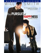 THE PURSUIT OF HAPPYNESS DVD - $1.90