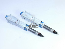 Russian KH-31P Missiles (02 pieces) for aircraft model 1:32 Pro Built Model - $34.63