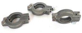 LOT OF 3 NEW FEDEGARI GR2755000 CLAMPS, AUTOCLAVE, SIZE 5 image 1