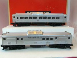 Lionel - 18506 Canadian National Budd Car SET- PWD/DMY - 0/027- Ln - BOXED- D1B - $253.82
