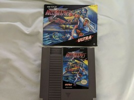 RollerGames (Nintendo Entertainment System, 1990) FREE SHIPPING - $14.99