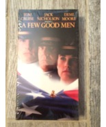 1992 A Few Good Men (1 VHS tape; Sealed; New) - $8.00