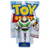 Disney Pixar Toy Story Buzz Lightyear Character Figure with Details Pose... - $18.80
