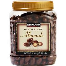 Kirkland Signature Milk Chocolate Covered Almonds 48 oz | 1 pk. - $28.41