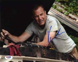 Kevin Costner 'Man of Steel' Signed 8x10 Photo Certified Authentic PSA/DNA COA - $217.79