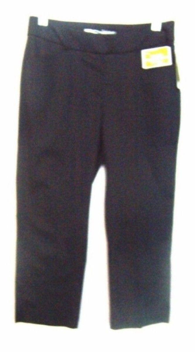 Lee Long Knicker Shorts & Capri Pants NWT$48-$50 Size Medium - 20W image 4