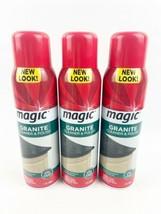 THEREE Magic Granite Cleaner & Polish Aerosol 17 oz each Discontinued - $74.99