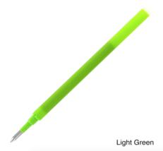 8 Refills - Pilot FriXion Ball Multi Pen 0.5mm Erasable Ball Pen Light G... - $9.99