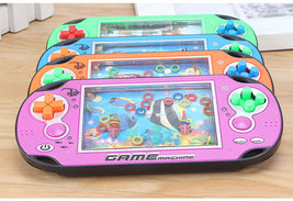 One Piece Water Ring Toss Child Handheld Game Machine Parent-Child  - $7.89
