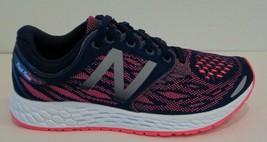 New Balance Size 6 M ZANTE V3 Dark Denim Pink Running Sneakers New Women... - $73.82
