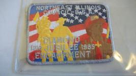 NORTHEAST ILLINOIS COUNCIL DIAMOND JUBILEE POCKET PATCH - $15.83