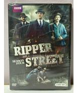 Ripper Street: Season 4 (DVD, 2016, 2-Disc Set) BBC Matthew Macfadyen - $9.99