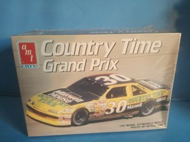 Michael Waltrip Country Time Grand Prix #30 Nascar Model Kit, AMT 6732.NEW - $18.69