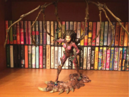 DC Direct STARCRAFT II SARAH KERRIGAN QUEEN OF BLADES kerrigan ACTION FI... - $373.99