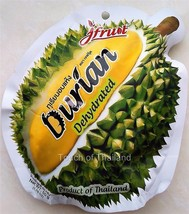 Dehydrated Durian, King of Fruit, 50 Grams - $9.52+