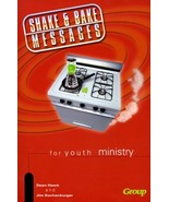 Shake & Bake Messages for Youth Ministry [Paperback] Hawk, Dean and Koch... - $9.00