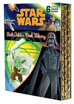 The Star Wars Little Golden Book Library (Star Wars) (Little Golden Book... - $22.15