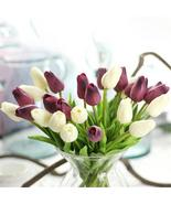 1pc Artificial Tulips fake Flowers PU flores artificiales para decora o ... - $0.98+