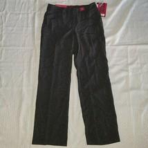 NWT Women's Natural Fit 212 Petite Dress Pants ~ Sz 4P ~ Black ~ Tummy C... - $19.79