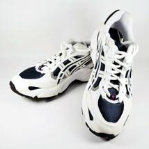 Vintage Asics Gel-Galileo KDSII Medieval/White/Azalea Size 7.5 Womens Shoes - $44.48