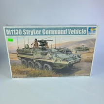 Trumpeter Models 397 1:35 M1130 Stryker Command Vehicle - New Sealed - $44.54