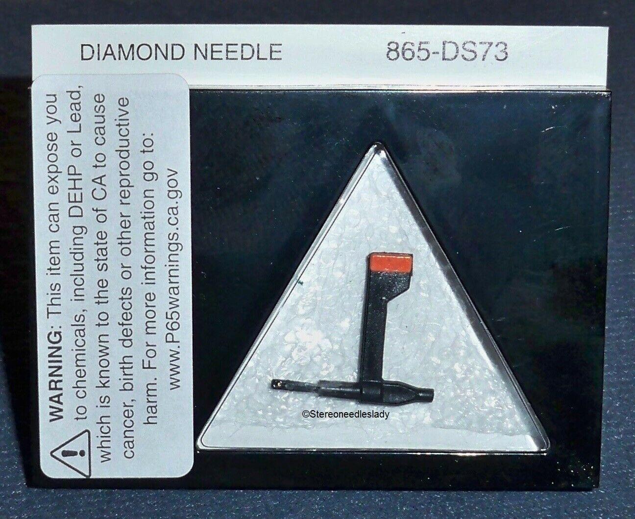 865-DS73 NEEDLE STYLUS for VARCO VACO TN-4AD TN-8U TN-8T fits Pfanstiehl P-228D