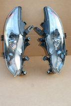 09-14 Nissan Murano Halogen Headlight Head lights Lamps Set L&R MINT image 7