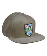 Lake Tahoe Corduroy Hat by LET'S BE IRIE - Khaki Cotton Snapback, Vintag... - £19.87 GBP