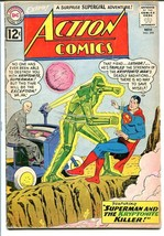 ACTION COMICS #294 DC SUPERMAN 1962 LEX LUTHOR-Silver G+ - $27.74