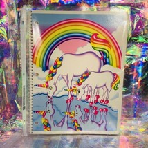 Rare! EXC Vtg Condition Markie The unicorn  notebook unused 1990