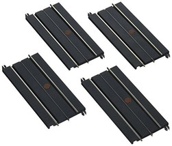 "Williams by Bachmann E-Z Street 5"" Straight Track 4 Per Card - O Scale - $33.47"