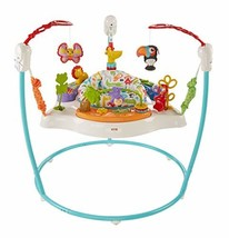 Fisher-Price Animal Activity Jumperoo (Blue) - $113.12