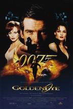 GoldenEye James Bond Poster Martin Campbell Movie Art Film Print 24x36 2... - $10.90+