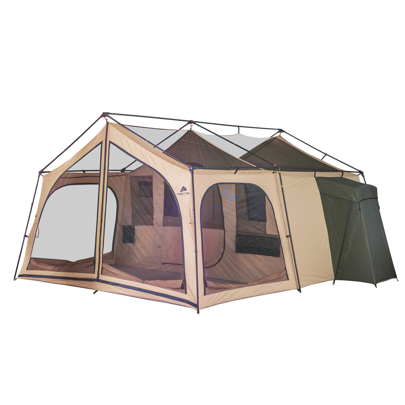 Large Camping Tent Outdoor Picnic Travel Family Cabin ...