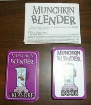 Munchkin Blender Card Game Expansion 2007 Steve Jackson Games - $39.79