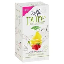 Crystal Light Pure Raspberry Lemonade Drink Mix - $8.76