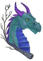 Custom Legendary Mythical Unique Dragon [Dragon Power] Embroidery Iron O... - $19.79