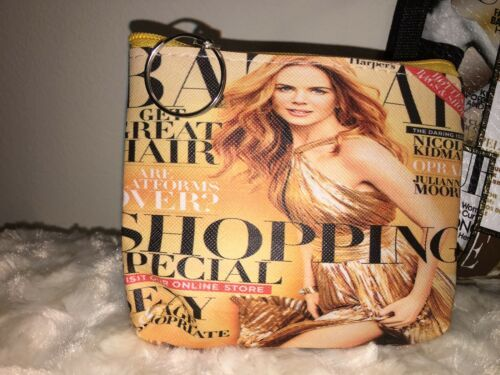Fashion Vogue Zip Keychain Purse Pouch Gifts Under 10 Dollars Free Shipping Sale