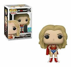 NEW SEALED 2019 Funko Pop Figure Big Bang Theory DC Penny Wonder Woman - $46.56