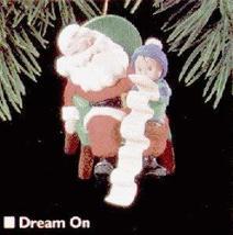 QX6007 Dream On 1995 Hallmark Keepsake Ornament - $4.70