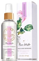 Bath&Body Works Agua de Rosas Puro Sencillez Cara y Cuerpo Actualización... - $17.87