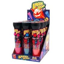 Laser Pops Projector Candy - 12 / Box - $26.75