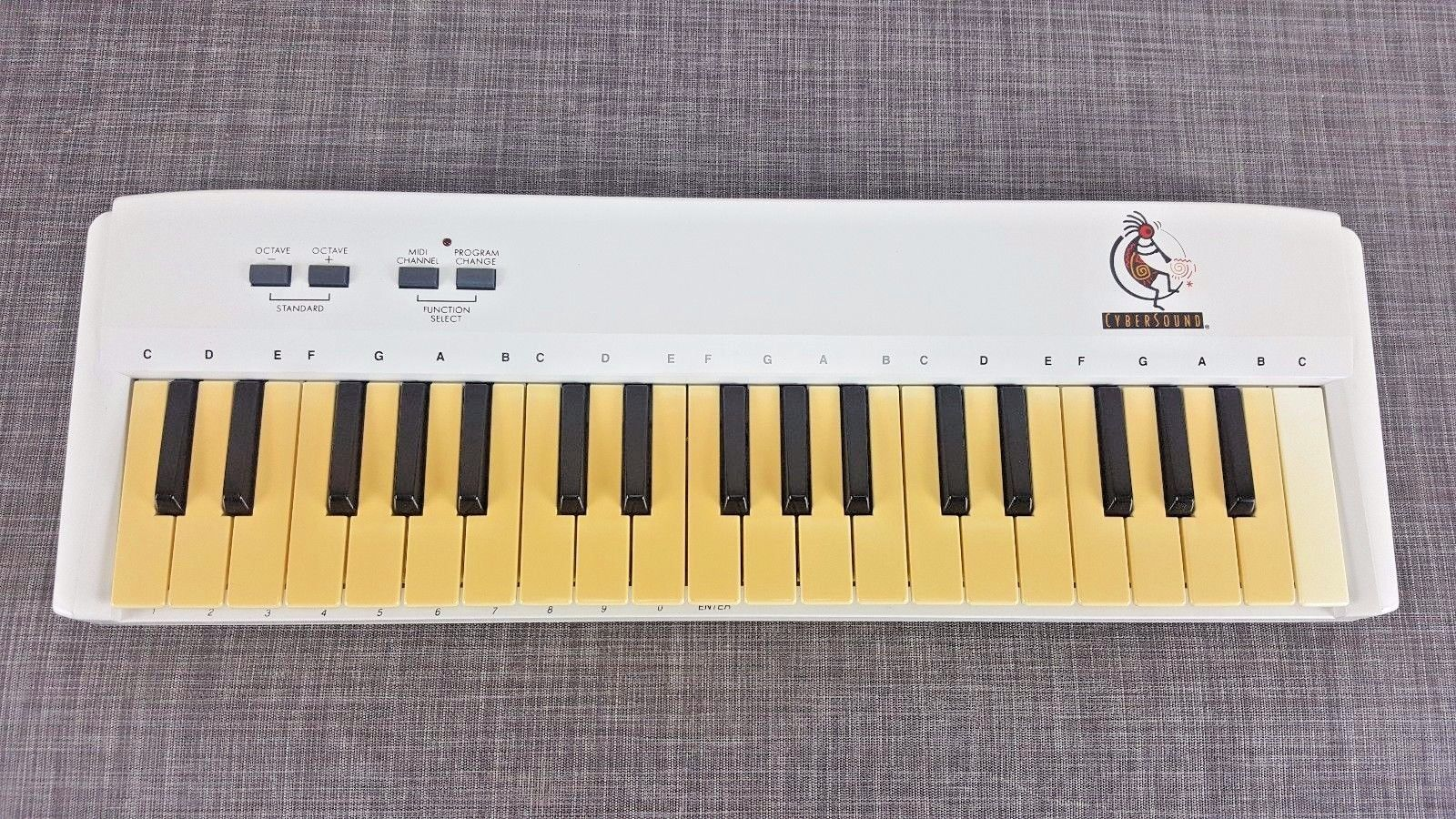 CyberSound Studio MIDI Keyboard