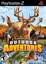 Cabelas Outdoor Adventures 2010 - PlayStation 2  - $21.99
