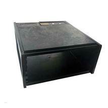 Excalibur Dehydrator Replacement Case Black 5 Tray 3526T shell only Timer - $73.22