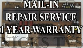 Mail-in Repair Service for LG EBR73712701 YSUS 1 YEAR WARRANTY - $89.95