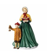 """Royal Doulton Singers 2018 6.7"""" HN 5888 Here We Here We Come A-Caroling ... - $118.09"""