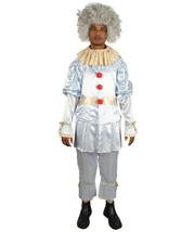 Adult Men's Costume for Cosplay IT Pennywise HC-176 - £35.99 GBP