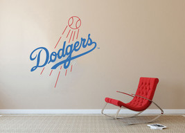 Los Angeles Dodgers MLB Baseball Team Wall Decal Decor For Home Laptop S... - $104.45